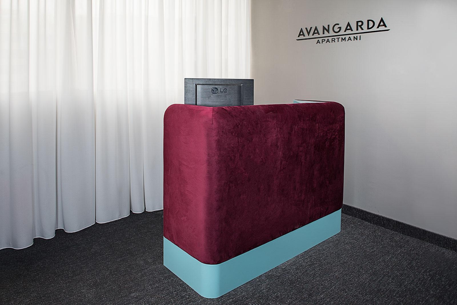Avangarde apartments - mirko nahmijas